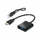 Transmedia HDMI signal to VGA video signal converter
