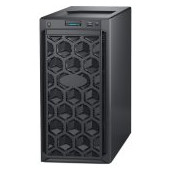 DELL EMC PowerEdge T140 4x3.5in, Intel Xeon E-2124 3.3GHz, 8M cache, 4C/4T, turbo (71W), 8GB 2666MT/