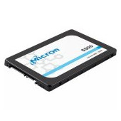 "MICRON 5300 MAX 480GB Enterprise SSD, 2.5"" 7mm, SATA 6 Gb/s, Read/Write: 540 / 460 MB/s, Random Read"