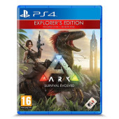 GAME PS4 igra Ark: Survival Evolved