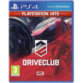 GAME PS4 igra DriveClub HITS