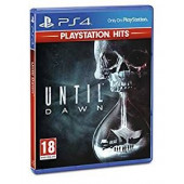 GAME PS4 igra Until Dawn HITS