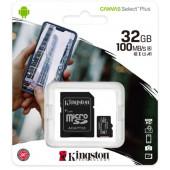 Kingston MicroSDHC Class10 32GB