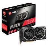 MSI Video Card AMD Radeon RX 5600 XT MECH OC GDDR6 6GB/192bit, 1420MHz/12000MHz, PCI-E 4.0, 3xDP, HD