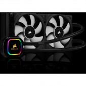 Corsair iCUE h100i RGB PRO XT, water cooling (Black)