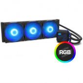 SilentiumPC Navis RGB 360, water cooling (Black)