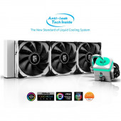 Deep Cool Captain 360X White, water cooling (White)