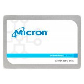 """Micron 1300 256GB SATA  2.5"""" 7mm, SATA 6 Gbit/s, Read/Write: 530 MB/s / 520 MB/s, Random Read/Write"""