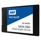 """SSD WD Blue (2.5"""", 500GB, SATA III 6 Gb/s, 3D NAND Read/Write: 560 / 530 MB/sec, Random Read/Write I"""