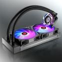 Raijintek Eos RGB Rainbow - 240mm