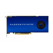 AMD Radeon Pro WX 7100, 8GB GDDR5, 4x DP