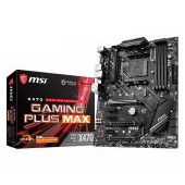 MSI Main Board Desktop X470 GAMING PLUS MAX