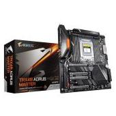 GIGABYTE Main Board Desktop AMD AORUS MASTER TRX4 (8xDDR4, Realtek ALC1220, 2xIntel® GbE LAN chip, 2