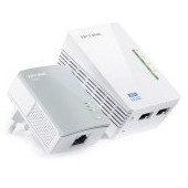 TP-Link 300Mbps Wireless AV500 Powerline Extender, 500Mbps Powerline Datarate, 2 Fast Ethernet ports