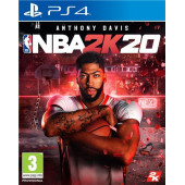GAME PS4 igra NBA 2K20 STANDARD EDITION