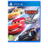 GAME PS4 igra Cars 3: Driven to Win