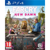 GAME PS4 igra Far Cry New Dawn Standard Edtion