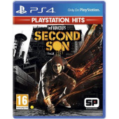 GAME PS4 igra Infamous Second Son HITS
