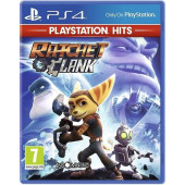 GAME PS4 igra Ratched and Clank HITS