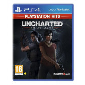 GAME PS4 igra Uncharted: The Lost Legacy HITS