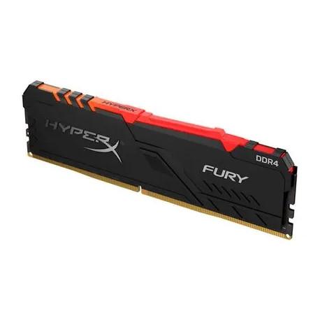 Kingston HyperX Fury RGB DDR4 16GB, 3200MHz, CL16