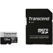 Transcend 330S 128 GB microSDXC, memory card (UHS-I (U3), V30, A2)