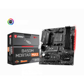 MSI B450M Mortar Max, AM4, DDR4, U3, m.2, mATX