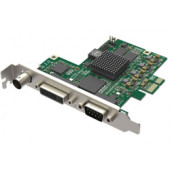 Magewell Pro capture AIO, FH PCIe x1, 1-channel HD/3GSDI, HDMI/DVI/VGA/YPbPr/CVBS/S-Vid, plus one unbalanced stereo audi