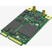 Magewell Pro capture mini SDI (no heat sink), mini PCIe, 1-channel SDI with loop through, no heat sink, Windows/Linux/Ma