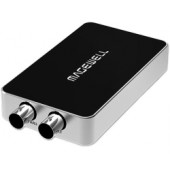 Magewell USB Capture SDI Plus, USB3.0 DONGLE, 1-channel HD/3G/2K SDI with loop-through out, plus extra audio line in/out