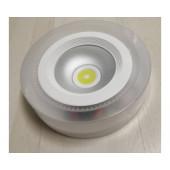 EcoVision LED plafonjera, FX1606, 260mm, 10W, 5000K, hladna-bijela