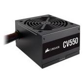 CORSAIR PSU CV Series 550W 80 Plus Bronze 120mm fan
