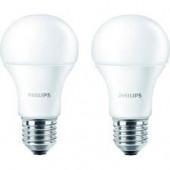 Philips LED žarulja, E27, A55, WH, 12 komada