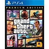 GAME PS4 igra GTA V Premium Edition