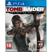 GAME PS4 igra Tomb Raider Definitive Edition