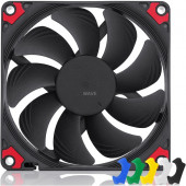Noctua NF-A9x14 HS PWM 92mm case fan (black)