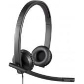 Slušalice Logitech H570e Stereo