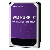 HDD AV WD Purple (3.5'', 10TB, 256MB, 7200 RPM, SATA 6 Gb/s)
