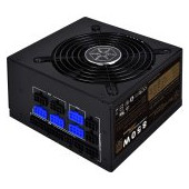SilverStone Strider Gold S Series, 850W 80 Plus Gold ATX PC Power Supply, Low Noise 120mm, 100% modu
