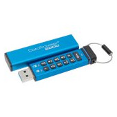 Kingston 16GB Keypad USB 3.0 DT2000, 256bit AES Hardware Encrypted EAN: 740617247985