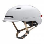 Smart city helmet LIVALL SH50L, size M (54-58cm), white