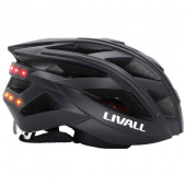 Smart cycling helmet LIVALL BH60SE, size L (55-61cm), black