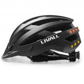Smart cycling helmet LIVALL MT1, size L (54-58cm), black