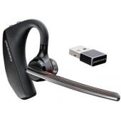 Plantronics VOYAGER 5200 UC Slušalice Kačenje na uho Crno