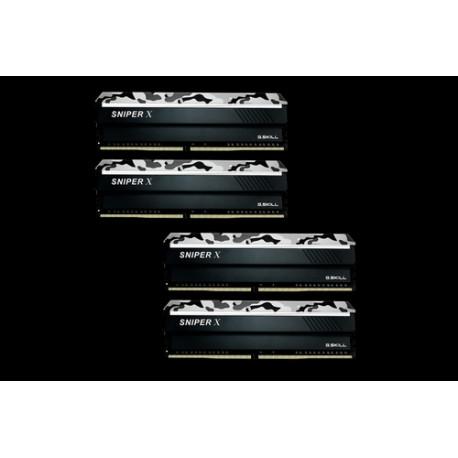 G.Skill Sniper X F4-3000C16Q-32GSXWB memorijski modul 32 GB DDR4 3000 MHz