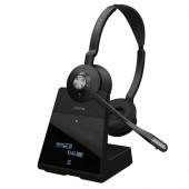 Jabra Engage 75 Stereo Slušalice Obruč za glavu Crno