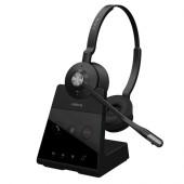Jabra Engage 65 Stereo Slušalice Obruč za glavu Crno