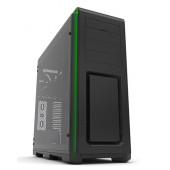 Phanteks Luxe Tempered Glass Full-Tower Crno