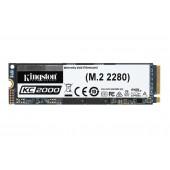 KINGSTON 250GB KC2000 M.2 2280 NVMe SSD