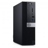 Dell OptiPlex 5070 SFF i3-9100/8GB/m.2-PCIe-SSD256GB/VGA-PORT/Ubuntu